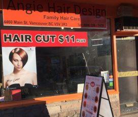 Angie hair design