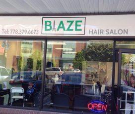 BLAZE Hair Salon