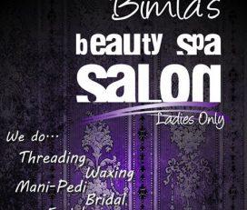 Bimla's Beauty Spa Salon