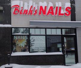 Binh's Nails – Roper Road since 1999
