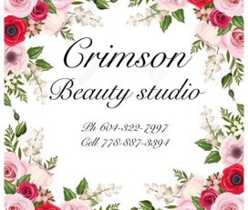 Crimson beauty studio