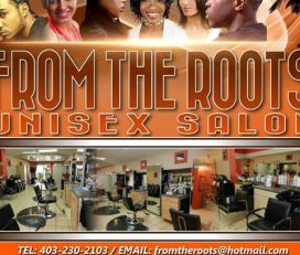From The Roots Unisex Salon