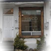 H&CO By Hayley Bloomfield