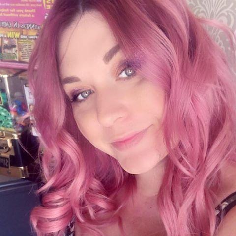 Jenny at Hairplay