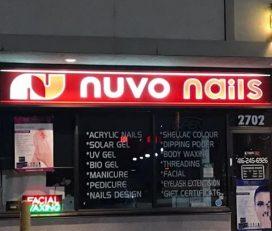 Nuvo Nails Keele & Wilson