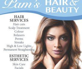 Pam's Hair & Beauty Salon