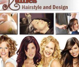 Ruffles Hair Design