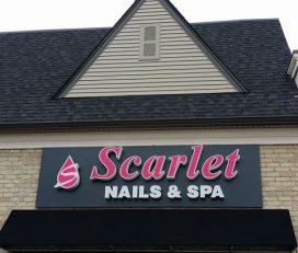Scarlet Nails & Spa