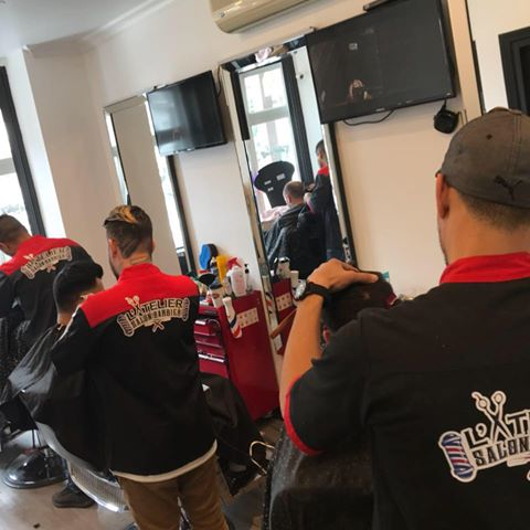 Barbershop l'Atelier