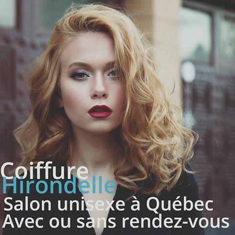 Coiffure Hirondelle