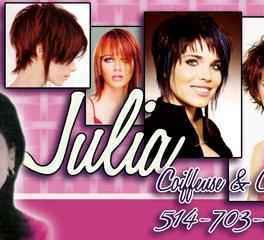 Coiffure Julia