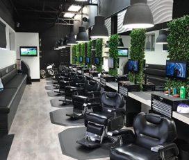 Le Vinnie's chopshop Barbershop barbier coiffure homme