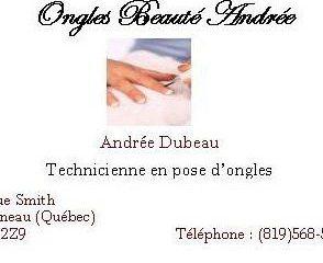 Ongles Beauté Andrée