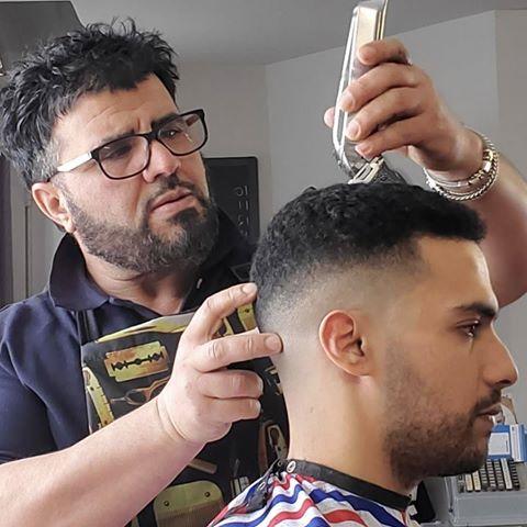 Sami Le Gentleman Barbier