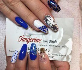 Tangerine Spa Ongles